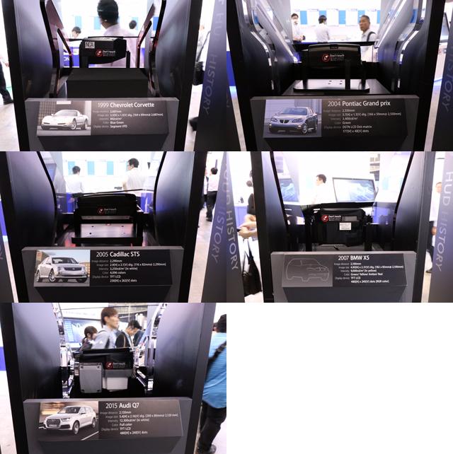《速報/人テク2017横浜》日本精機 ヘッドアップディスプレイの歴史【日本精機:小間番号335】 Aeg 自動車